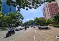 Nhà mặt phố Hoàng Quốc Việt, Cầu Giấy, lô góc, vị trí đắc địa, DT 100m2, giá 31 tỷ. LH 0976263115