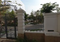 Biệt thự đơn lập D11 compound Victoria Village, 216m2 giá 35 tỷ view công viên - LH 0918730435