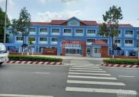 Cần bán 2 mảnh đất mặt tiền TP Thủ Dầu Một, Nguyễn Chí Thanh