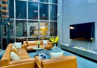 Cho thuê nhà 7 tầng thang máy, 3 tầng VP, 4 tầng ở nội thất xịn cao cấp