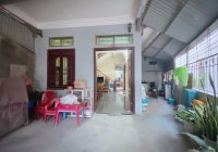 Bán nhà 2 tầng căn góc mặt đường 351 tại Cách Hạ, Nam Sơn, An Dương