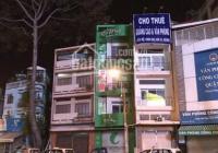 Cho thuê tòa nhà mặt tiền Lê Hồng Phong, Quận 10, 5x20m, trệt 4 lầu thang máy
