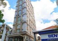 Bán gấp tòa nhà văn phòng, khách sạn, mặt tiền Bùi Viện, Quận 1, DT 14,2x21m. TN 600tr, giá 183 tỷ
