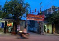 Chính chủ gửi bán lô đất có 102 mặt đường 351. DT 800m2 cách cầu Kiến An 1 km về phía thị trấn