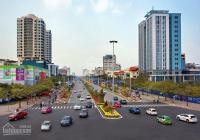 Bán lô đất 530m2 mặt đường Trần Hoàn, tuyến 2 Lê Hồng Phong cạnh ủy ban quận Hải An