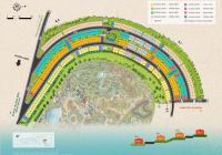 Biệt thự Waiikiki: 10x20m, view Đông Nam, đường 16m, 1 trệt 1 lầu, sân thượng, giá 14,3 tỷ toàn giá