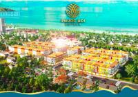 Khu dân cư Phước Hội - Hồ Tràm, DT 100m2, SHR, giá 16tr/m2