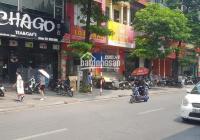 Bán nhà mặt phố Nguyễn Chí Thanh - Quận Đống Đa DT 82m2, 5 tầng, MT 8.2m, giá 26.5 tỷ LH 0971927579