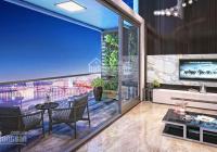 Bán penthouse Sky Garden tòa Berdaz, DT 505m2 view sông + Quận 1, giá 45tỷ, LH 0931356879