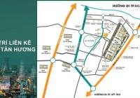 Dòng sản phẩm BĐS giá rẻ liền kề KCN Tân Hương tại Tiền Giang, chỉ với 200 triệu