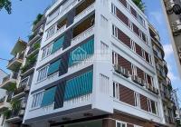 Tòa apartment xây mới 9 tầng căn góc phố Trích Sài, view hồ Tây. Ô tô đỗ cửa