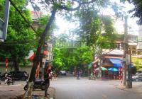 Bán nhà mặt đường Phan Bội Châu, mặt tiền hơn 6m, vị trí đẹp, vỉa hè rộng, giá tốt
