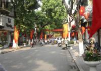 Bán nhà phố Hàng Bông, nhà đẹp, 43.3m2, MT 4m, vị trí đẹp, kinh doanh tốt, sổ đỏ chính chủ, giá tốt