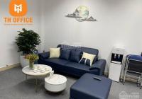 Cần cho thuê sàn làm văn phòng 65 m2 giá 11tr/th thông sàn tại phố Duy Tân, LH 0343906048