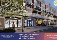 Aqua City KĐT vệ tinh, phía Đông TP, dễ mua, tiềm năng tăng giá cao, thanh khoản tốt, LH 0907860179