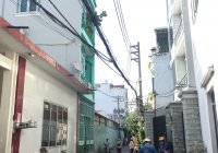 Cần bán nhà góc 2 mặt HXH Trường Chinh P14 TB, diện tích 10 x 10m, giá bán 12 tỷ