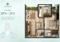 Sở hữu ngay căn hộ Detox 2 phòng ngủ toà Landmark 1 Ecopark với 430 triệu, LH 0978971356