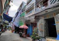 Nhà mặt tiền khu Bình Phú 40m2, 1 trệt 2 ầu, 4PN 3WC. Giá tốt 6 tỷ