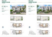 Thu hồi vốn căn nhà phố The Stella - Aqua City - giá 6.255 tỷ (6x20m) - 0918753177