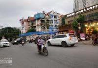 Nhà bán đường Quốc Hương 14x30m, 420m2, GPXD: 10 tầng, hợp đồng thuê: Để trống. Giá: 128 tỷ