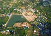 Dự án mặt hồ Yên Bài nằm giữa 13 resort villa đã đi vào hoạt động tại Ba Vì