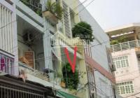 Bán nhà hẻm Nguyễn Thiện Thuật, P1, Quận 3, một trệt, 3 lầu