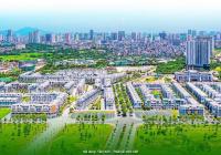 Bán căn liền kề shophouse mặt phố đi bộ The Manor Hoàng Mai Hà Nội, LH 0961 668 985