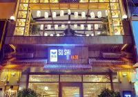Cho thuê mặt bằng kinh doanh mặt phố Trung Hoà siêu hot 120m2, mặt tiền 6m. Giá thuê 45 tr/th