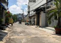Chỉ 5.4 tỷ, sở hữu ngay căn nhà đường 8m, DT: 60m2, 4.6x13m, 3 tầng Phan Huy Ích, Gò Vấp