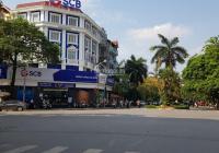 Cho thuê nhà mặt phố Trung kính to, Yên Hòa, Cầu Giấy 120m2, 6 tầng, căn góc 2 MT kinh doanh