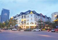 Shophouse 5 tầng mặt phố Nguyễn Chánh khu phố kinh doanh ổn định quận Cầu Giấy. LH: 0987106521