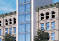 Cho thuê nhà phố Trần Thái Tông Cầu Giấy DT 190m2, 7T, 1H, MT 11m thông sàn nhà mới 100% giá 160tr