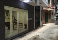 Cho thuê nhà riêng 5 tầng phố Kim Mã, Ba Đình mặt ngõ ô tô đi vào được