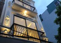 Bán gấp nhà 5 tầng, 65m2, gara ô tô, thang máy, phố Hồng Tiến, Bồ Đề nhỉnh 8 tỷ