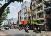 Bán gấp nhà mặt tiền Khánh Hội 90m2 - 6T - sock 25.5 tỷ