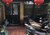 Covid phá giá, bán nhà Trương Định, nở hậu, 4 tầng, 78m2, nhỉnh 5 tỷ