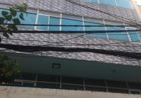 Tòa nhà 5 tầng góc 2 mặt HXH Trường Chinh P14 TB, diện tích 11 x 18m, có thang máy, hầm xe