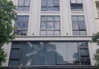 Bán tòa VP 8 tầng KĐT Nam Trung Yên, Nguyễn Chánh DT 110m2, mặt tiền 7m giá 40.5 tỷ. LH 0984250719