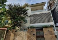 Cho thuê nhà phố Khúc Thừa Dụ Cầu Giấy DT 110m2 4 tầng 1 hầm MT 6m thông sàn full điều hòa giá 42tr
