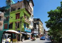 Mặt phố Trịnh Đình Cửu, quá đẹp, DT 68.5m2, MT 6m, lô góc, vỉa hè, kinh doanh sầm uất. Giá 10.5 tỷ