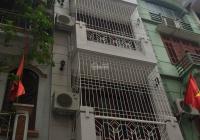 Bán nhà phố Duy Tân, phân lô, ô tô, kinh doanh. DT 48m2 * 5 tầng * giá 9.5 tỷ, miễn TG