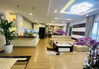 Bán căn góc 3 ngủ, 2 wc, DT 140m2, view Sông Hồng, giá bán rẻ nhất tại chung cư Hòa Bình Green City