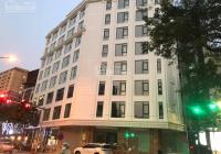 Bán nhà mặt phố Hoàng Ngân, KĐT Trung Hòa Nhân Chính, DT 230m2, 9T, mặt tiền 16m, giá 130 tỷ