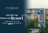 Thanh toán 735 triệu tặng ngay 3 lượng vàng SJC khi đăng ký mua biệt thự liền kề phong cách resort