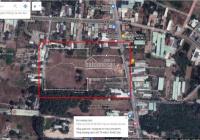 Bán đất mặt tiền đường Trung An, Củ Chi, HCM 1,7ha đường 12mét giá 5,5tr/m2 bớt lộc 0909039799