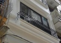 Cho thuê nhà ngõ Trung Kính, Cầu Giấy. DT 68m2, 6 tầng, thông sàn, thang máy, giá 35tr/th