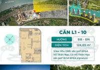 Độc quyền căn hộ số 10 3N3WC tòa khoáng nóng The Landmark Ecopark, LH:0347642288