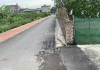 Bán 100m2 Phú Thị, mặt tiền 6m vuông vắn, đường oto tránh nhau. LH: 0987.494.666