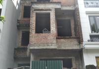 Bán Biệt thự xây thô 115m2 KĐT Việt Hưng, Long Biên, đường 8m, hè 2m