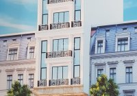 Nhà phố Nguyễn Ngọc Nại - Lê Trọng Tấn 115m2 - nhà 09 tầng bán trực tiếp